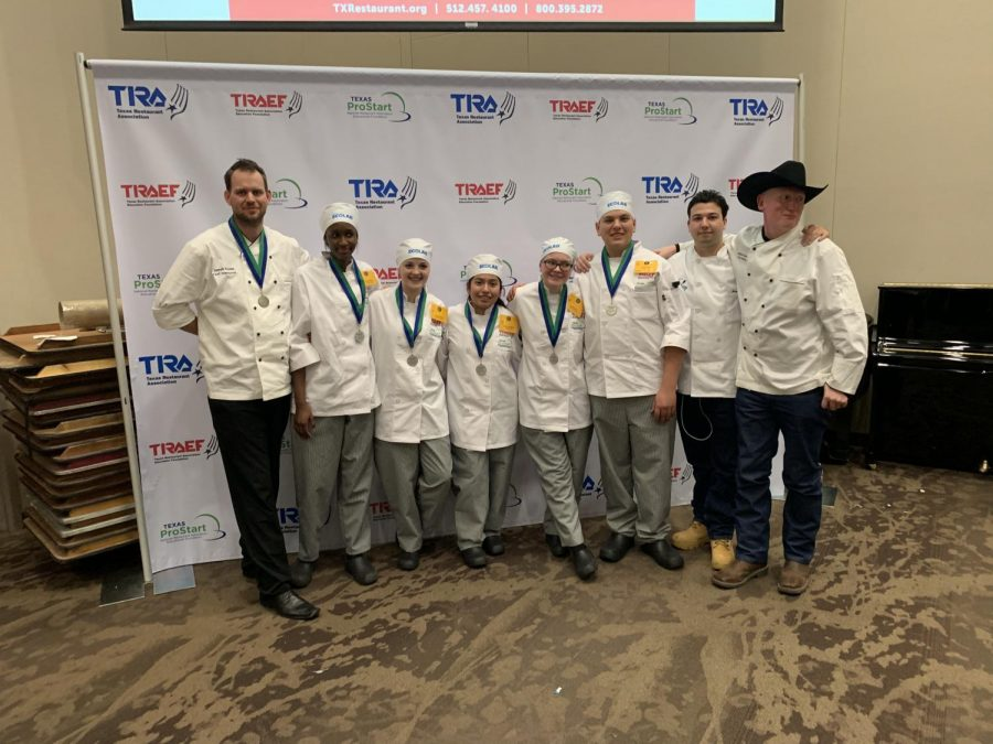 Culinary Cooks its Way to State