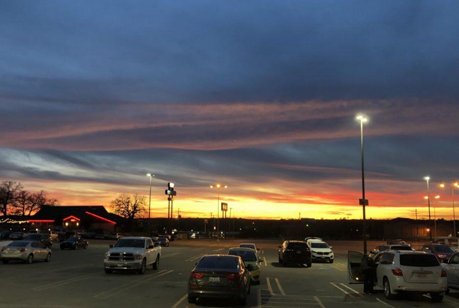 Senior Sunset