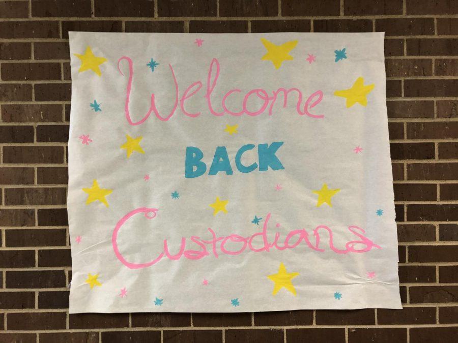 We Love Our Custodians