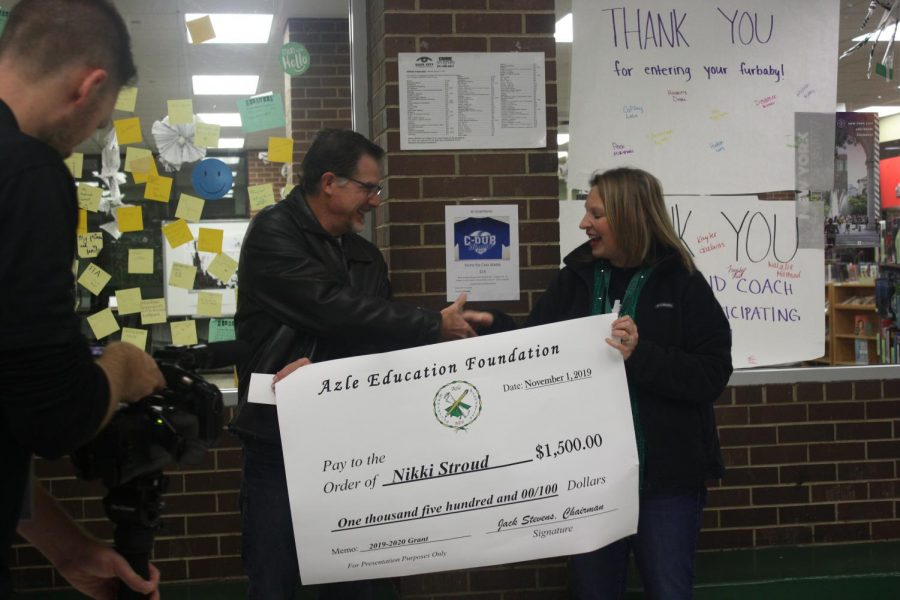 AEF Gives Grants to Teachers
