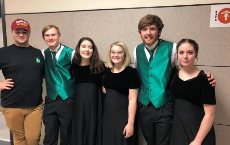 Choir Students Rocked It At Region