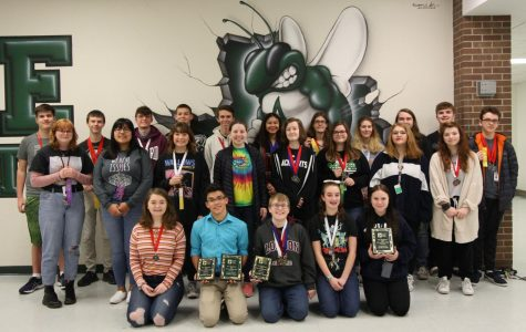 Azle Excels in UIL