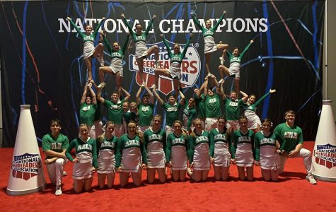 Cheer Team Gets Loud and Proud at Nationals