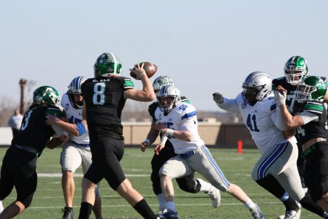 A photo from the bi-district game on Saturday, December 12.