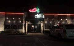 Chili's is one of the many restaurant options in the area!