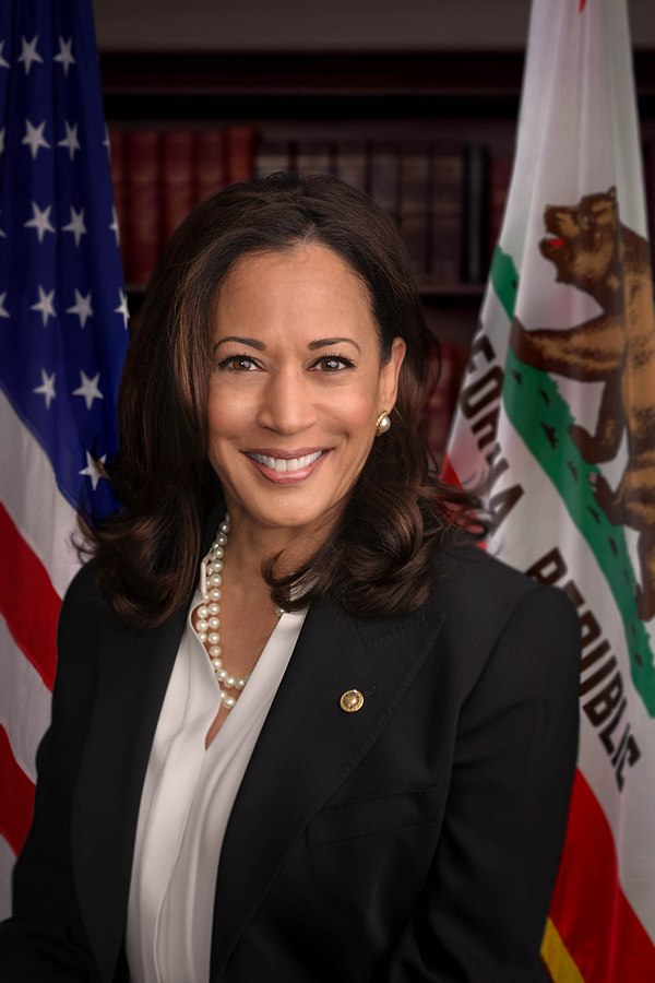 Photo courtesy of the Office of Vice President Kamala Harris.