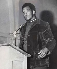 Fred Hampton (August 30, 1948 – December 4, 1969) was an African-American activist and deputy chairman of the Illinois chapter of the Black Panther Party.