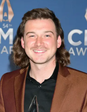 Country singer Morgan Wallen, seen here at the 54th CMAs, was recorded saying the n-word.