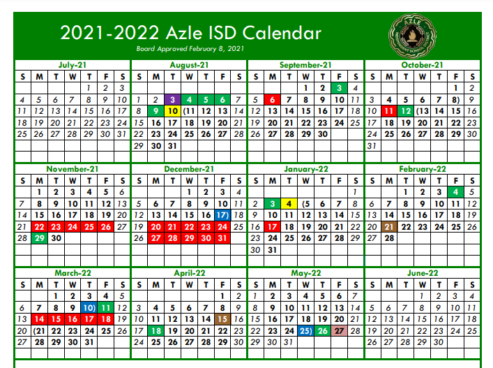 Azle ISD to Switch to Nine Week Grading Periods