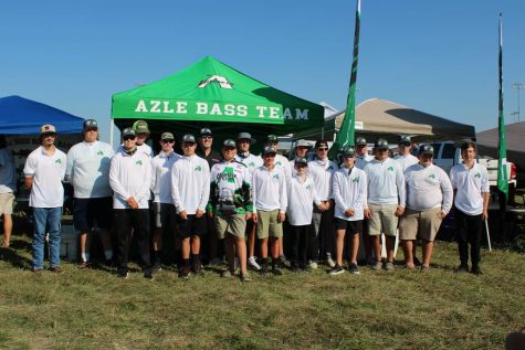 Azle Bass Team Angles for a Win