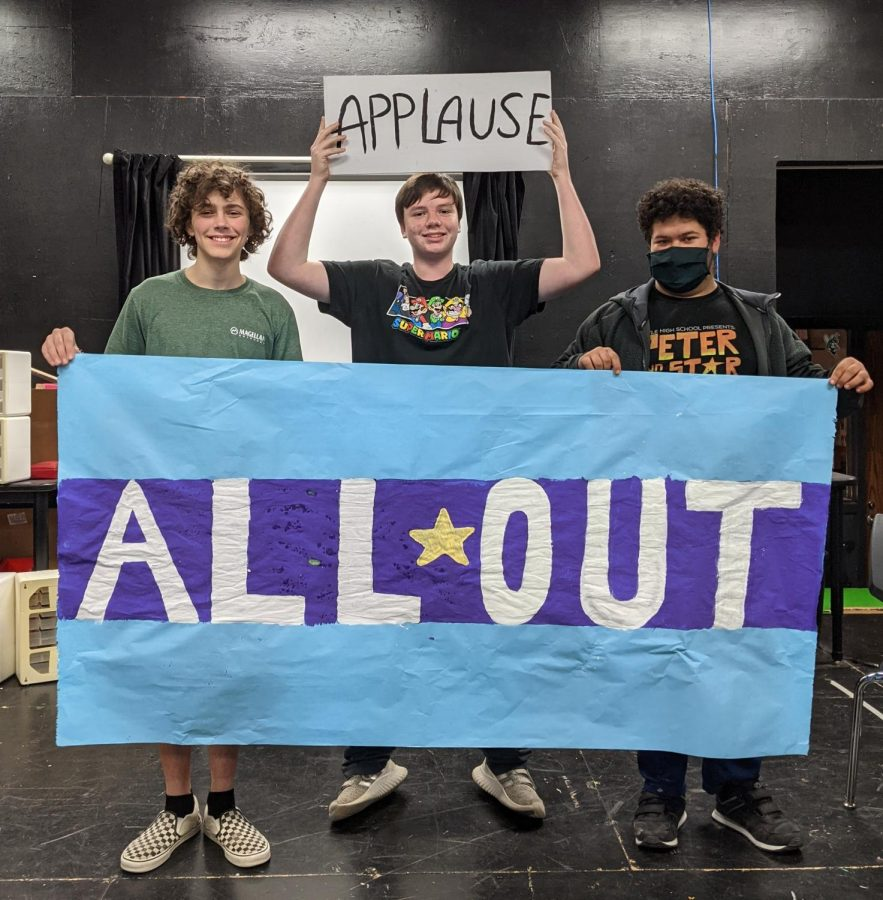 One of the shows is called 'All Out,