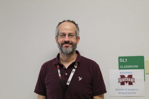 Science Teacher Jason McDonald