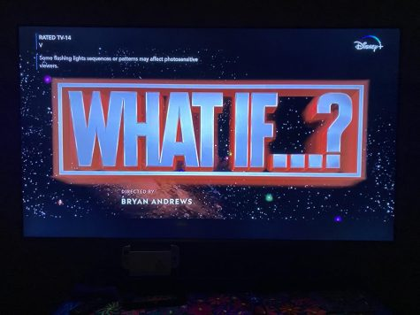 Introductory title of What If...?